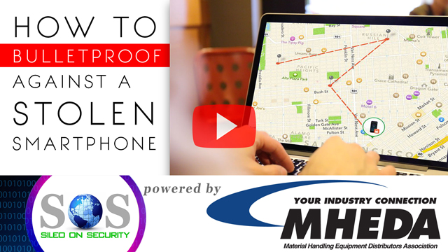 How to Bulletproof Against a Stolen Smartphone