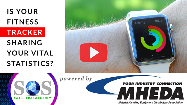 Is Your Fitness Tracker Sharing Your Vital Statistics?
