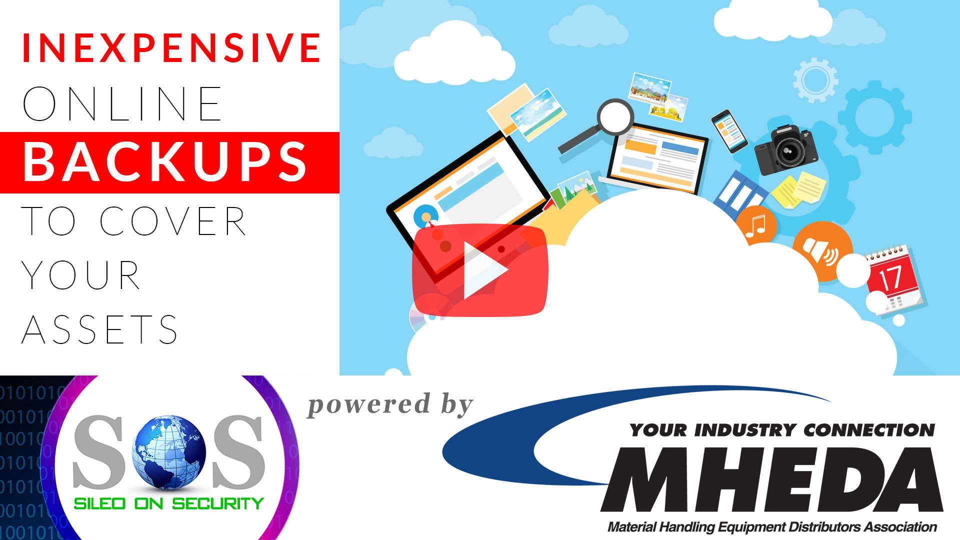 Inexpensive Online Backups to Cover Your Assets!