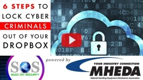 6 Steps to Lock Cyber Criminals Out of Your Dropbox